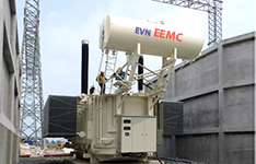 Supplying 11 0kV, 220kV power transformers projects
